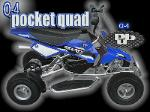 q4 pocket quad, pocket bike quad, pocket bike performance part, pocket bike parts